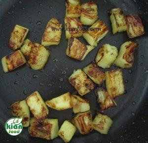 طرز تهیه سالاد کینوا آناناس