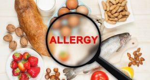 در آلرژی غذایی، هنگامی که بدن شما نسبت به تعدادی