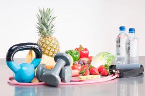 تغذیه ورزشی