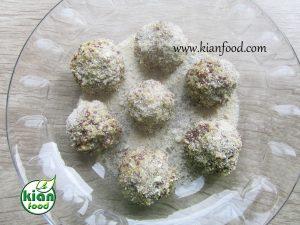 توپک های کینوا سوخاری