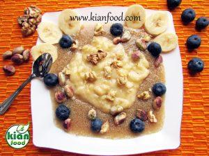 آمارانت صبحانه ای متنوع و مقوی برای کودکان