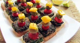 فینگر فود کوکو سبزی