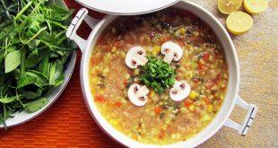 سوپ آمارانت