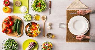 تغذیه سالم برای مبارزه با سرطان