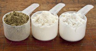 طرز تهیه چند پودر پروتئین خانگی بدنسازی
