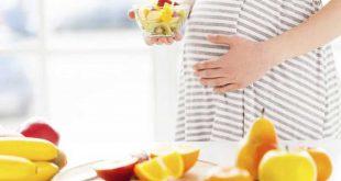 برنامه رژیم غذایی زنان باردار