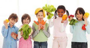 برنامه رژیم لاغری برای کودکان و نوجوانان