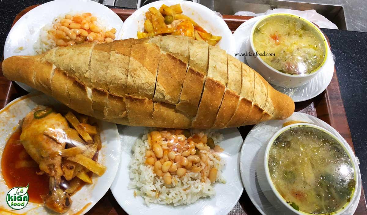 غذاهای ترکیه و خوراکی های معروف استانبول