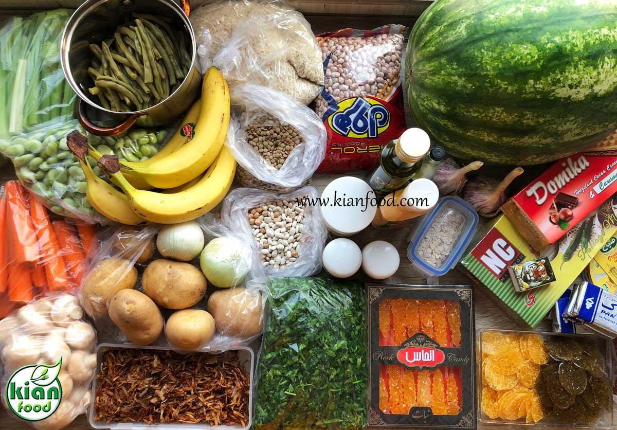 پیشنهاد غذا برای مسافرت و آشپزی در سفر