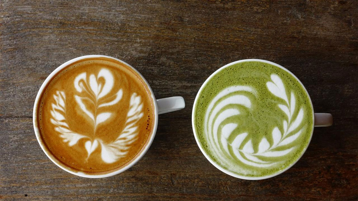 ماچا بهترین جایگزین قهوه
