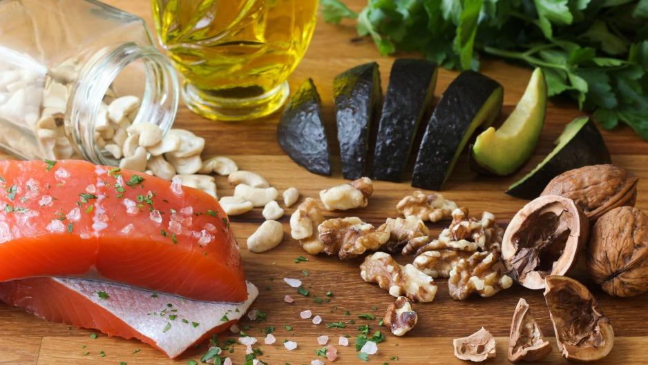 درمان کبد چرب با تغذیه