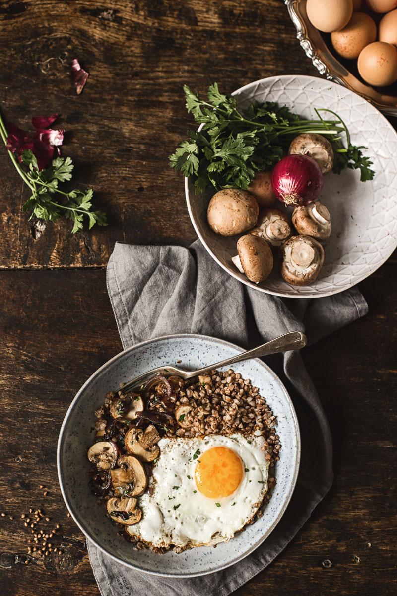 صبحانه کامل برای بدنسازان